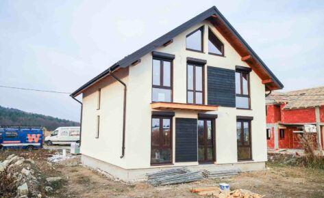 Timber frame house Cluj Napoca 2019