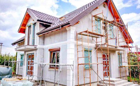 Timber frame house Frumoasa, Suceava 2019