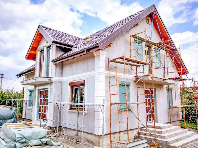 Maison à ossature bois Suceava 2019