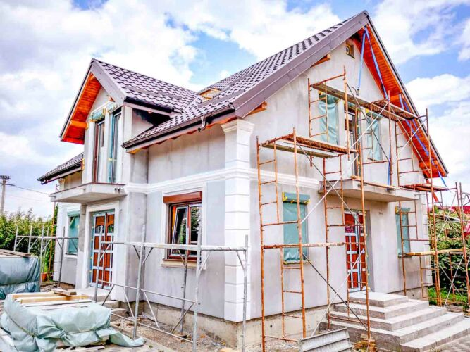 Casa de madera Suceava 2019